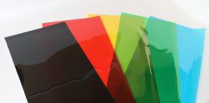 Les films colorés