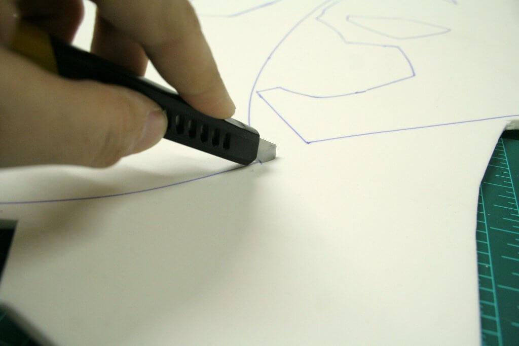 D couper sa mousse proprement trucs et astuces cosplay - Comment couper de la mousse proprement ...